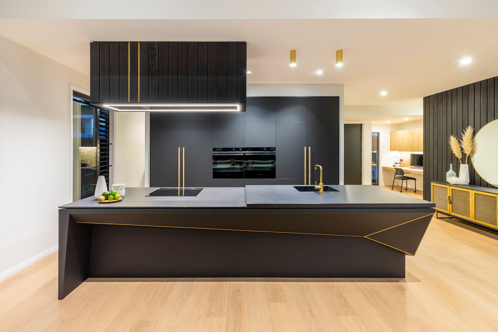 Visit our showroom! Get in touch and we can arrange a personal tour with one of our designers.